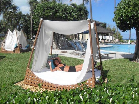 British Colonial Hilton Nassau : zona relax