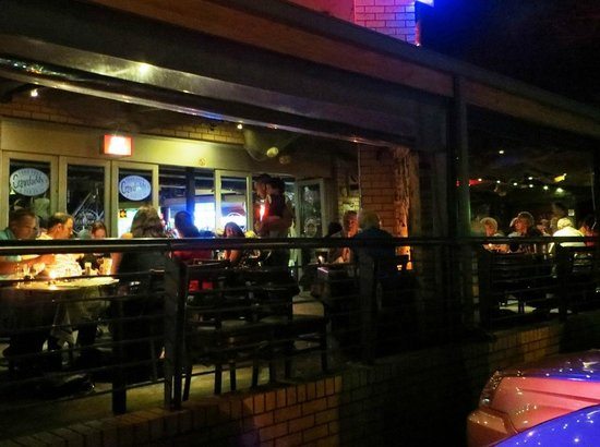 Crawdaddy's: View from outside