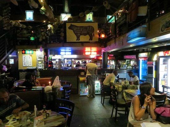 Crawdaddy's: Inside dining
