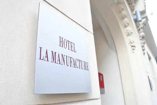 La manufacture Hotel