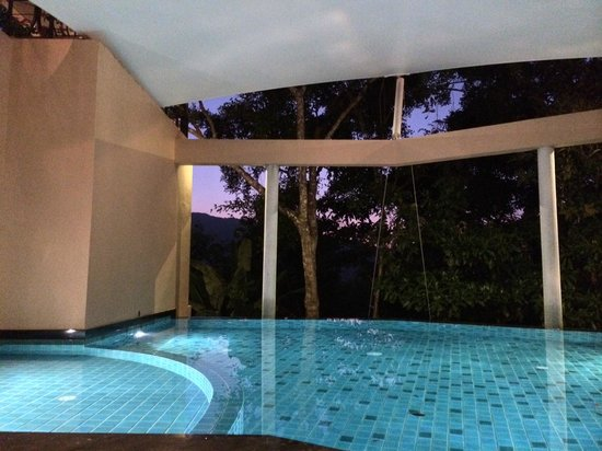Fruit Valley Resort and Serviced Apartment: How an evening swim here would look like