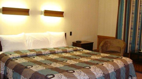 Mariner Motor Hotel : Queen room
