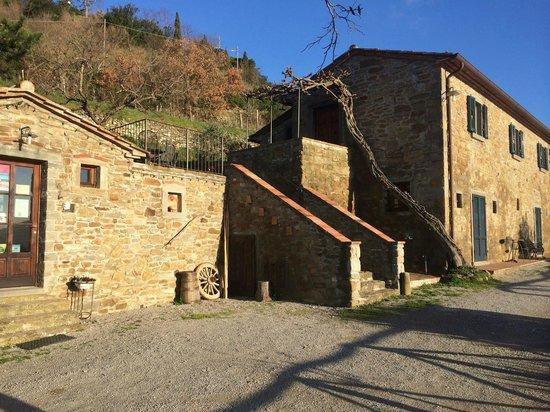 Casale della Torre: Our apartment