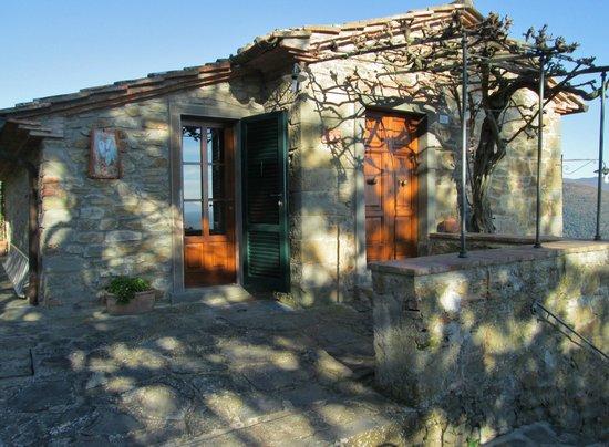 Casale della Torre: From Patio area