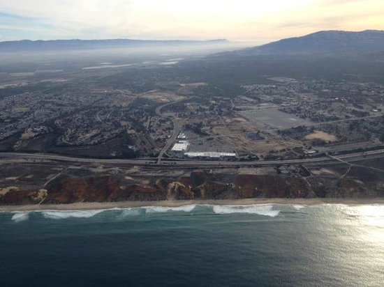 Specialized Helicopters: Monterey Bay