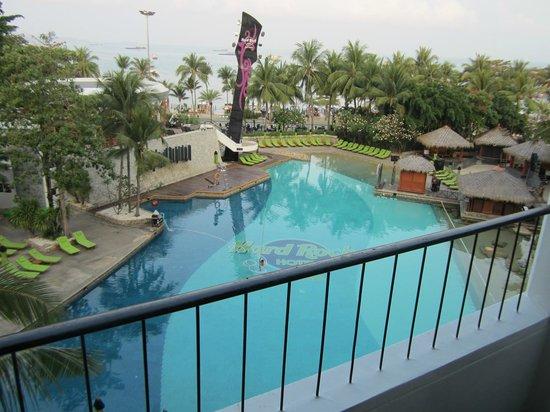 Hard Rock Hotel Pattaya: View from my room