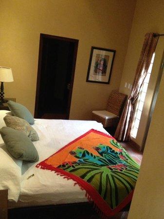 Villas del Rey: Schlafzimmer