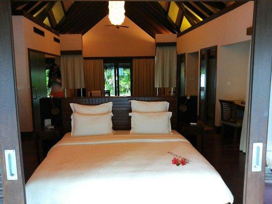 Coco Bodu Hithi : Island villa