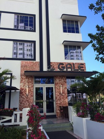 Gale South Beach: The Hotel