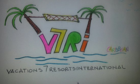 La Vista Azul Resort: V7RI Logo