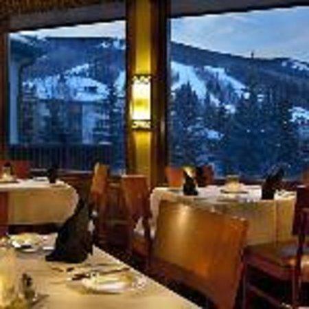 Black Diamond Bistro: Dining Room
