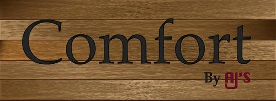 Comfort By AJ's : Restaurant Logo