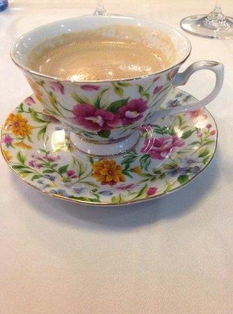 Vinacle: Café. Taza distinta