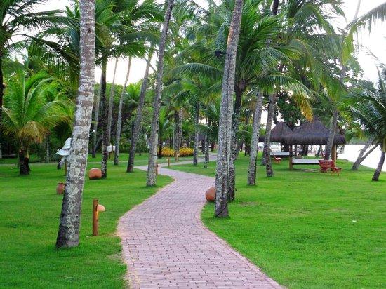 Arraial D'Ajuda Eco Resort: Garden View