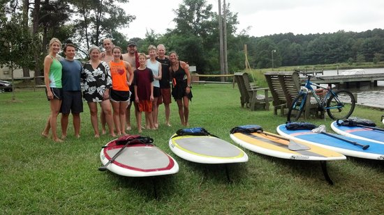 Shore Pedal and Paddle: Paddle Fit with Dee Dee