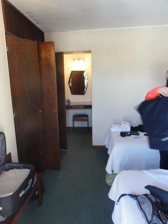 Augustus Jujuy Hotel: habitacion doble