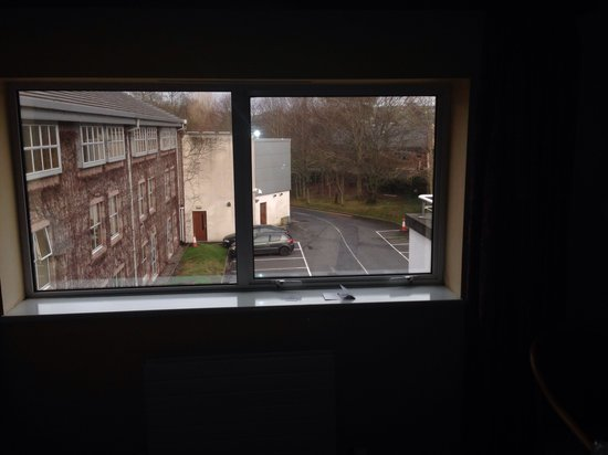 Hotel Westport : The view from the room