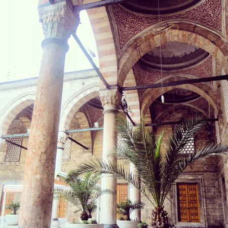 Turkish Flavours: New Mosque | Yeni Cami