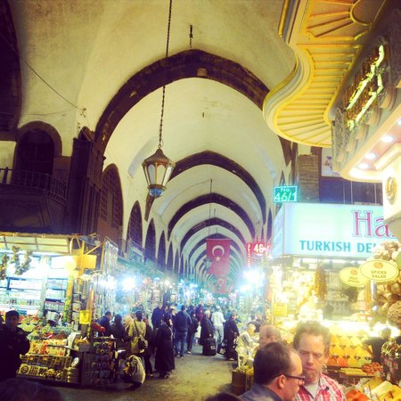 Turkish Flavours: Spice Bazaar | Mısır Çarşısı