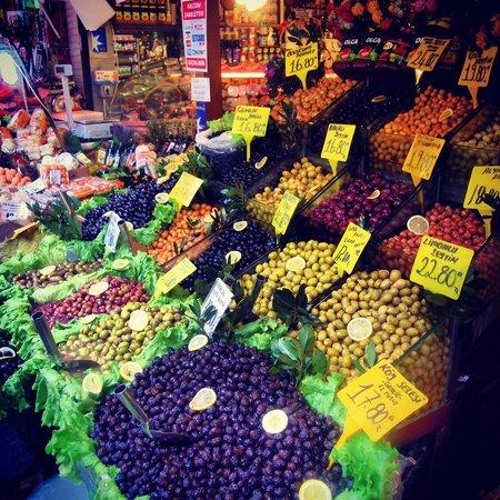 Turkish Flavours: Kadıköy Market