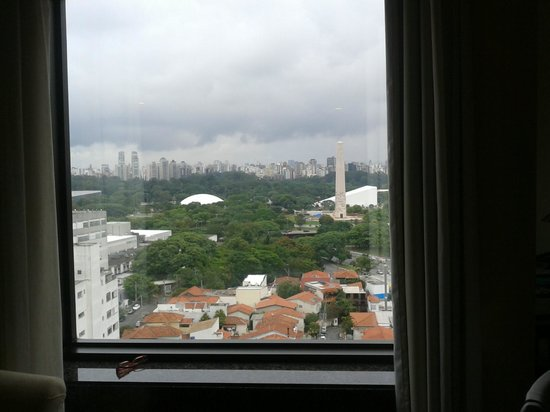 Pullman Sao Paulo Ibirapuera: Um verde prá chamar de seu