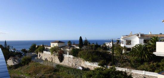 Vista de Rey : view from top floor