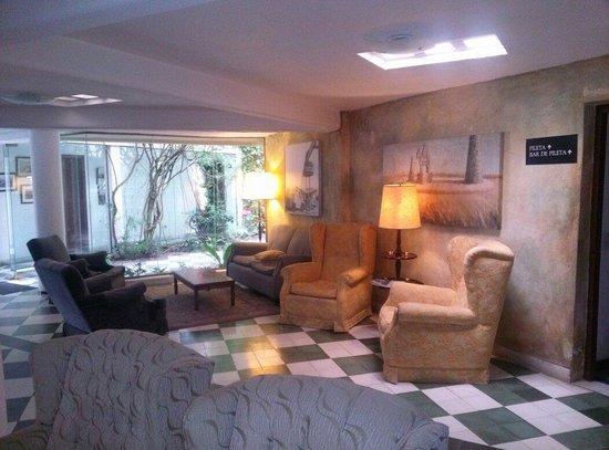 Ostende, Argentina: Interior.sala de estar