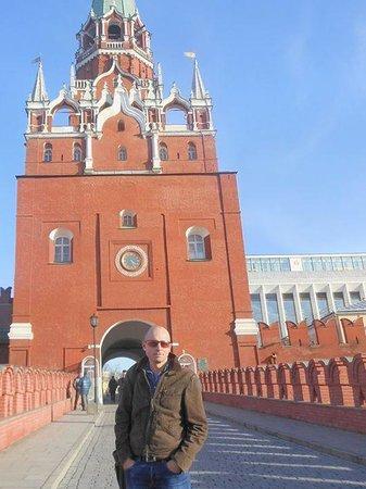 Moskauer Kreml: МОСКВА.КРЕМЛЬ...вход