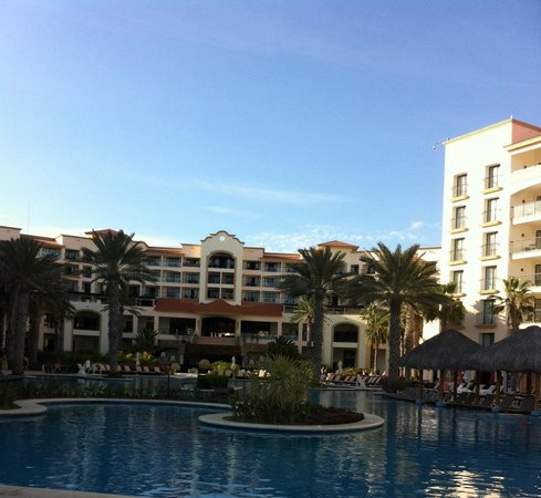 Hyatt Ziva Los Cabos : After the sun went down