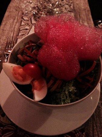 Essstube : salade de saison