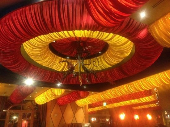decor at Circo