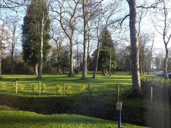Macdonald Craxton Wood Hotel & Spa : view from 110