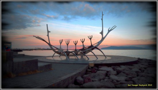 Iceland Aurora Photo Tours - Day Tours : Sunvoyager by fenek from Reykjavík