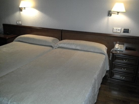 Hotel Colón Spa: quarto