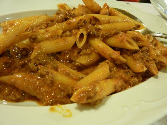 Ristorante La Fattoria: pasta