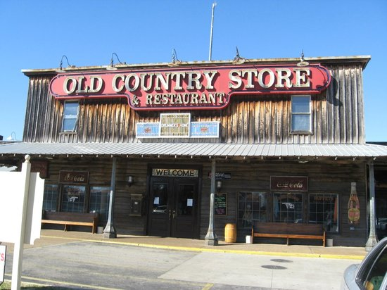 Brooks Shaw's Old Country Store: Entrance