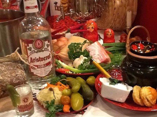 Matrioshka: Delicious