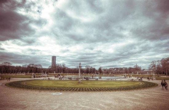 Jardin du Luxembourg : passeggiando