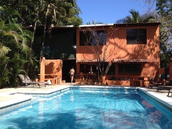 Rancho De La Playa: Pool and bar