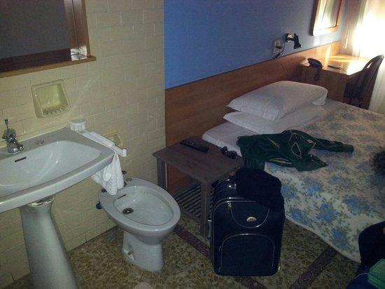 Bagno/camera da letto - Foto di Ca\' Grande, Milano - TripAdvisor