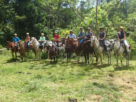 Finca Valmy Tours: Our family ride