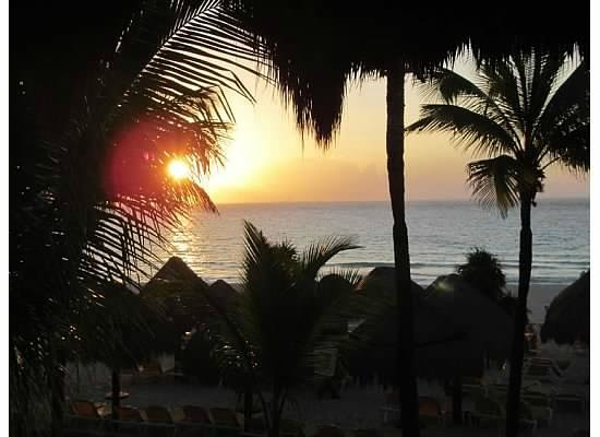 Iberostar Tucan Hotel: Sunrise