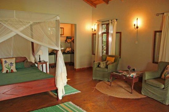 Tloma Mountain Lodge, Tanganyika Wilderness Camps: Room