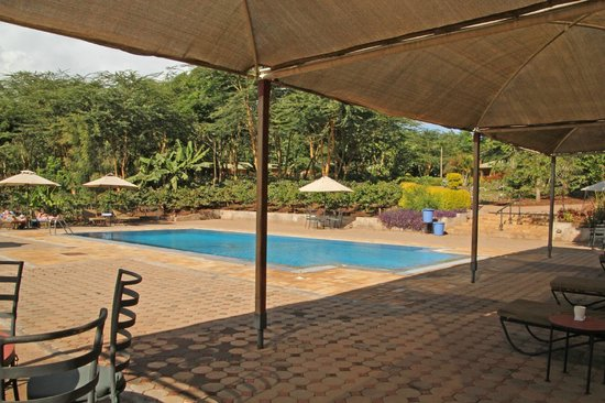 Tloma Mountain Lodge, Tanganyika Wilderness Camps: Pool
