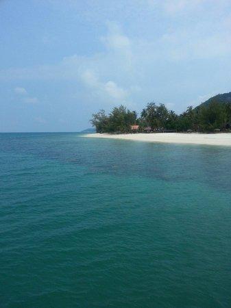 Pulau Besar, Malaysia: near by resort