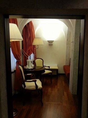 Ruzzini Palace Hotel: room