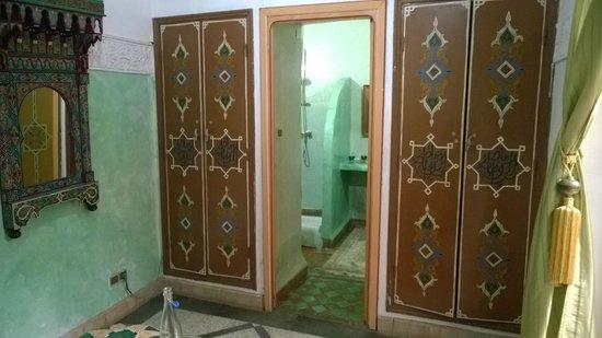Riad Abaca Badra: Habitación
