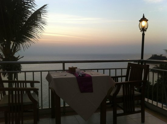 Pinnacle Koh Tao Resort: Restaurant