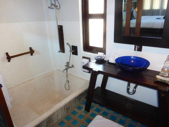 BanThai Village : Salle de bain