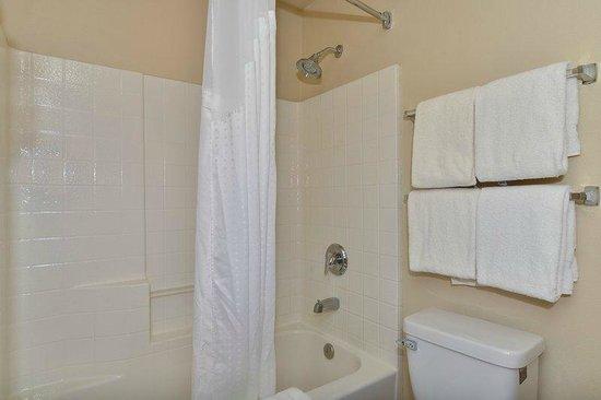 Holiday Inn Express Portland SE-Clackamas Area: GUEST BATHROOM